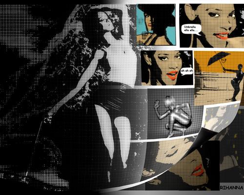 Rihanna wallpaper entitled Rihanna