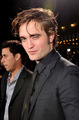 Rob at the PREMIERE - twilight-series photo
