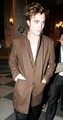 Rob leaving party sponsored by Gucci - twilight-series photo
