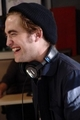 Rob on Kiss FM - twilight-series photo