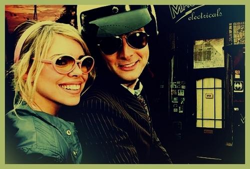 Rose & Doctor Banner
