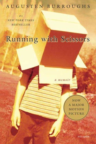 Running with Scissors Book Cover