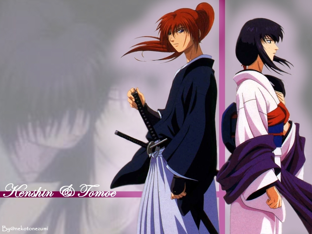 rurouni kenshin wallpaper - photo #33