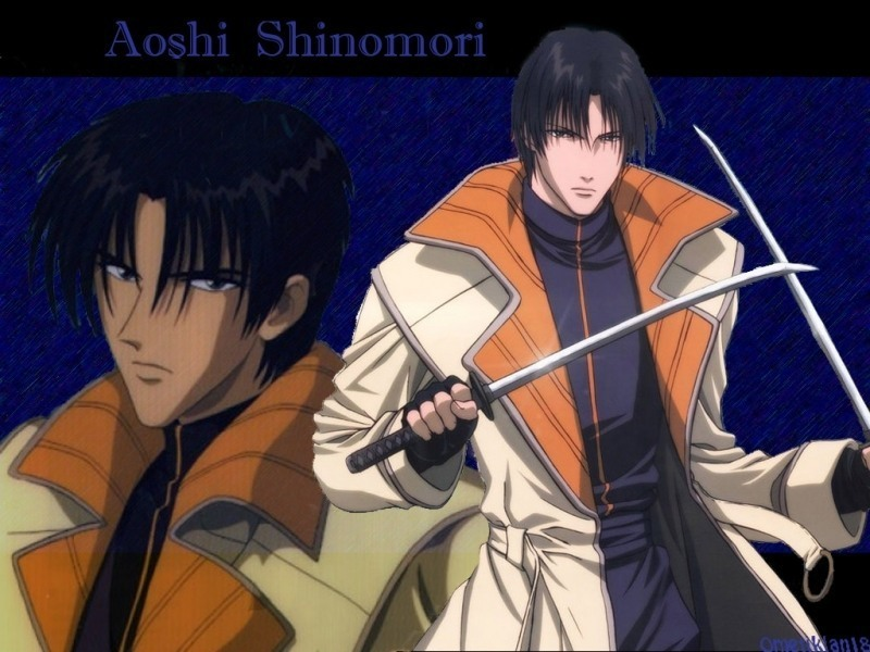 ruroni kenshin wallpapers. Rurouni Kenshin 800x600