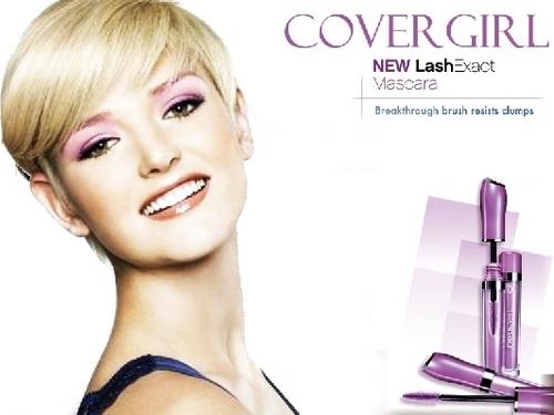 Samantha - Covergirl Ad