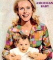 Samantha and baby Tabatha - bewitched photo