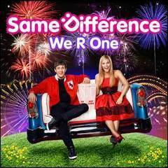 Same :Difference - We R One
