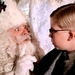 Santa and Ralphie