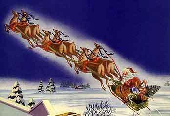 Santa's Christmas Eve Sleigh Ride  (Christmas 2008)
