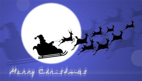 Santa's natal Eve Sleigh Ride (Christmas 2008)