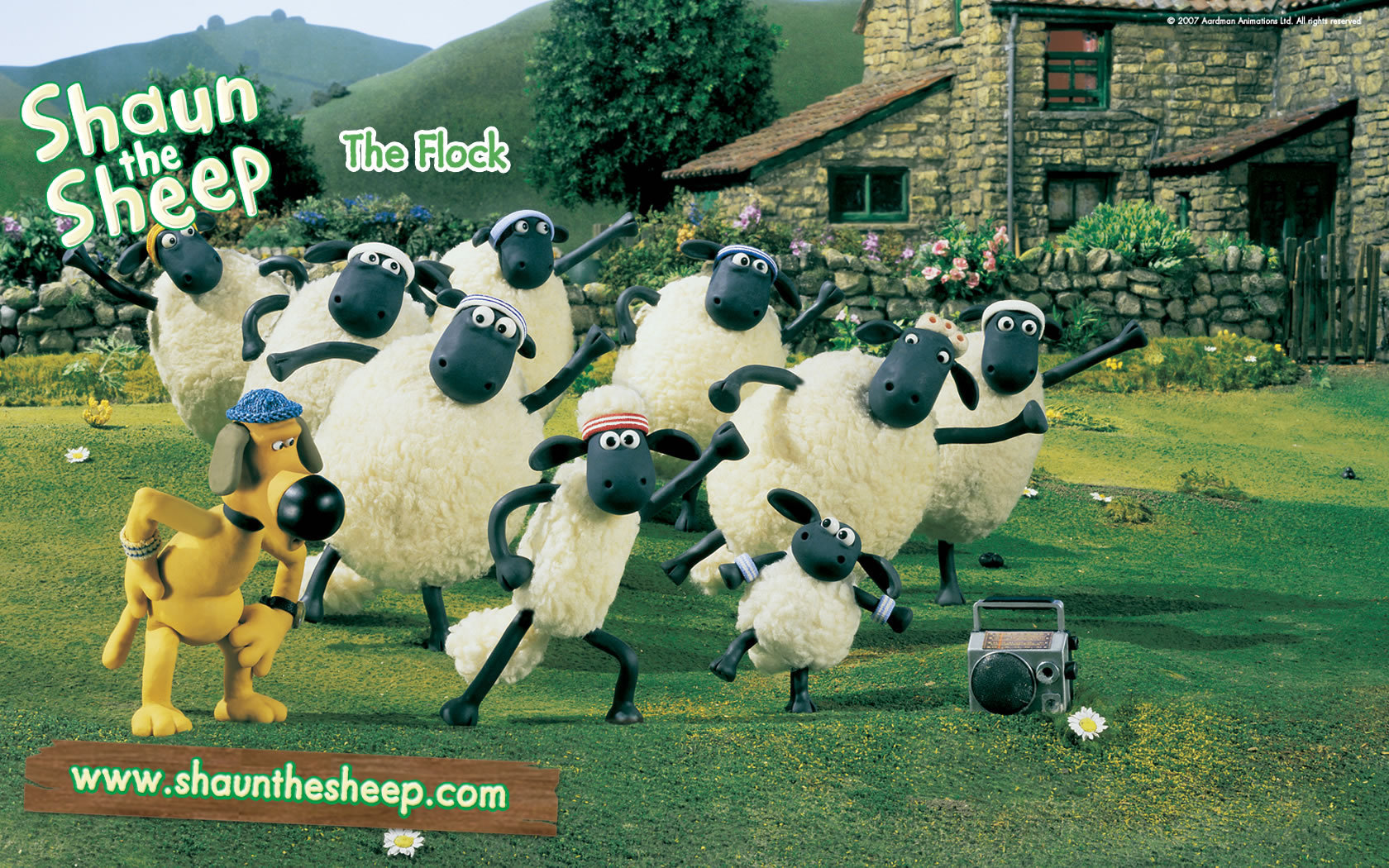 Shaun the Sheep Shaun the sheep
