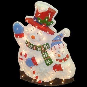 Snowman (Christmas 2008)