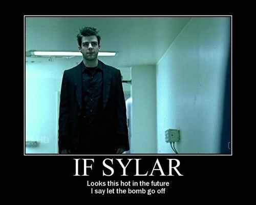 Heroes wallpaper entitled Sylar