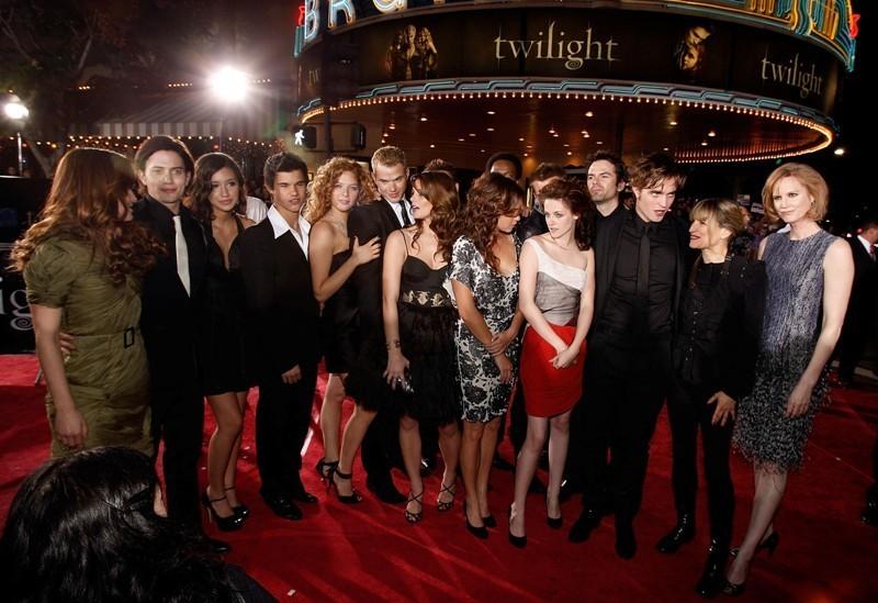 TWILIGHT- Los Angeles PREMIERE [ENTIRE cast]