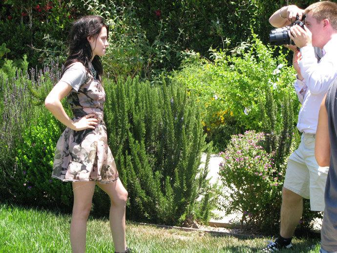 Teen Vogue Behind the Scenes