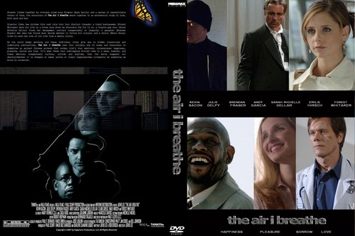The Air I Breathe DVD Cover
