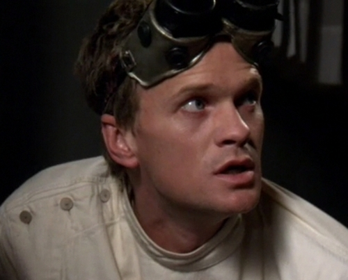 Dr. Horrible's Sing-A-Long Blog wallpaper called The Final Scene
