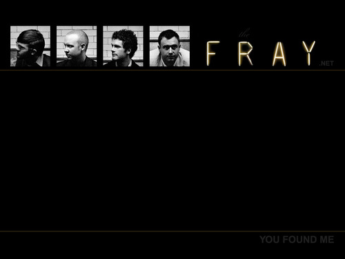 The Fray images The Fray HD wallpaper and background photos