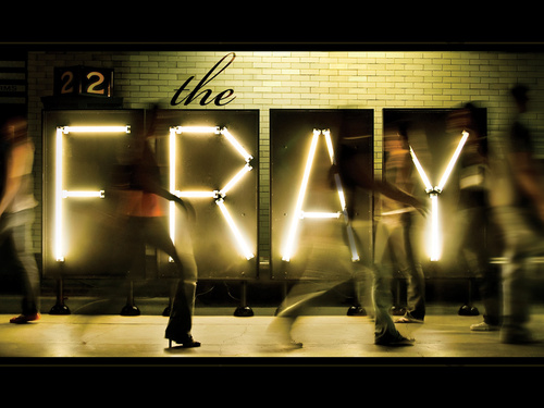 The Fray wallpaper with a concert entitled The Fray