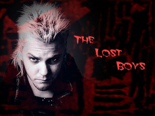 The Lost Boys uithangbord