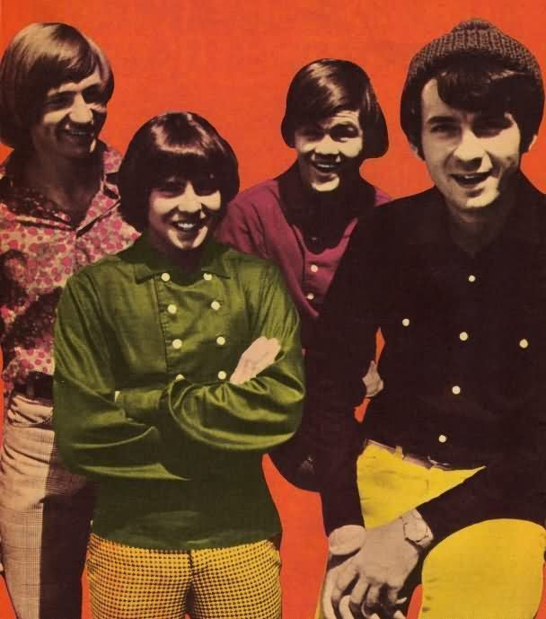 Monkees The Monkees