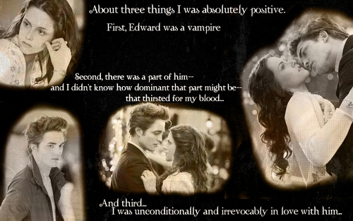 Three things about Edward