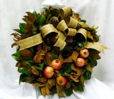 Traditional 크리스마스 Wreaths (2008)