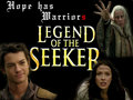 legend-of-the-seeker - Trinity(Zedd, RIchard and Kahlan) wallpaper