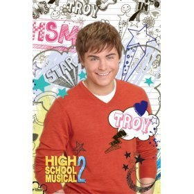Troy Bolton hình nền probably containing a jersey and anime called Troy Bolton pictures