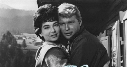 Troy Donahue Marries - a-summer-place Photo