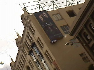 Twilight Billboard spotted at Broadway, Sydney AUS!