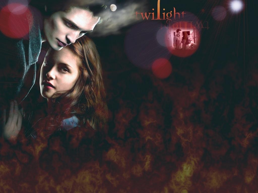 Twilight Edward Bella Twilight Series Wallpaper