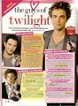 Twilight Guyz in Seventeen Magazine - twilight-series photo