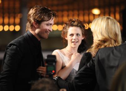 Twilight L.A. Premiere