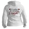 I'd Rather Be Reading Twilight Shirt  - twilight-series photo