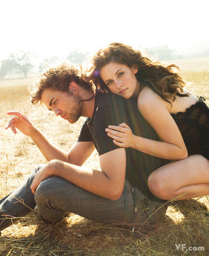 Vanity Fair Scans - twilight-movie Photo