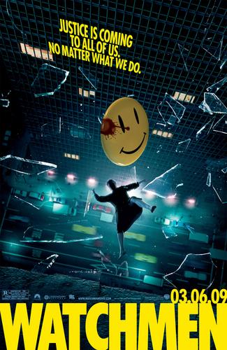 Watchmen - O Filme Banner Art