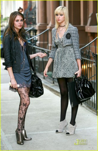 Willa on Gossip Girl