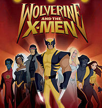 Wolverine and the xmen logo