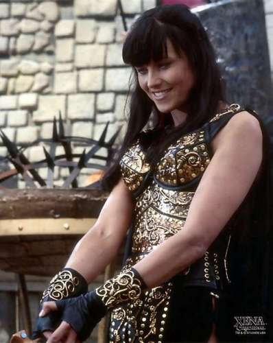 Xena_ The god you know