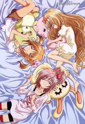 Yaya,Amu and Rima!! - shugo-chara Photo