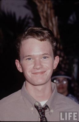 Neil Patrick Harris wallpaper possibly with a portrait entitled Young Neil