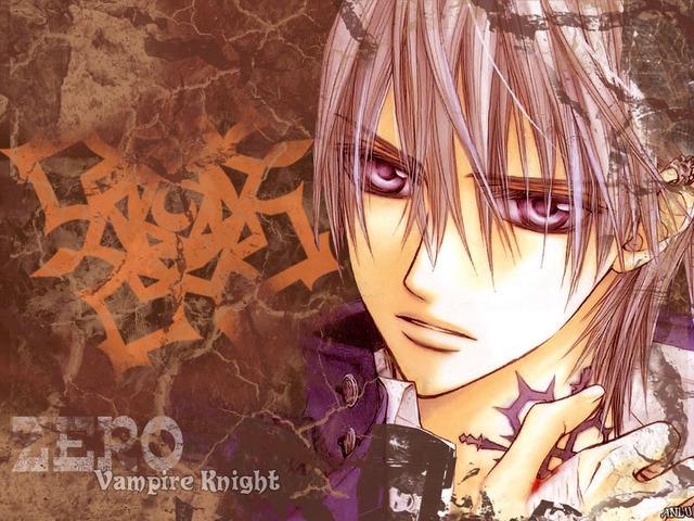 vampire knight zero. Zero - Vampire Knight Photo