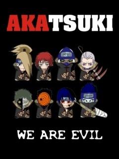 Akatsuki wallpaper titled akatsuki members