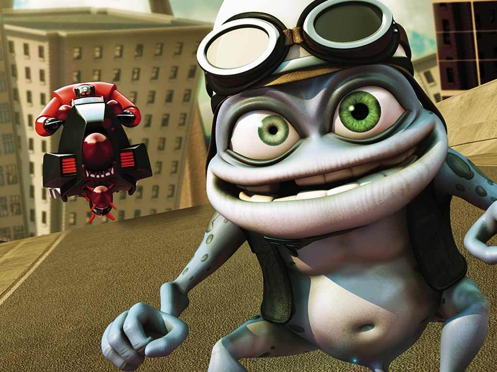 Crazy frog crazy frog