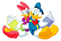 donald and daisy