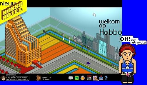 hobbo hotel!
