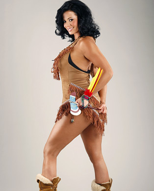 Thanksgiving - Candice Michelle