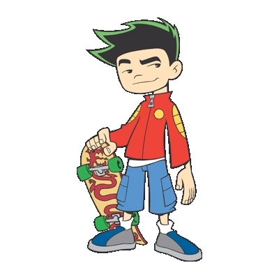 American Dragon: Jake Long hình nền probably containing anime entitled jack