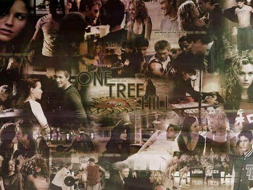 one árvore colina